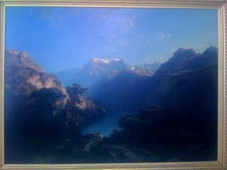 romantish landscape